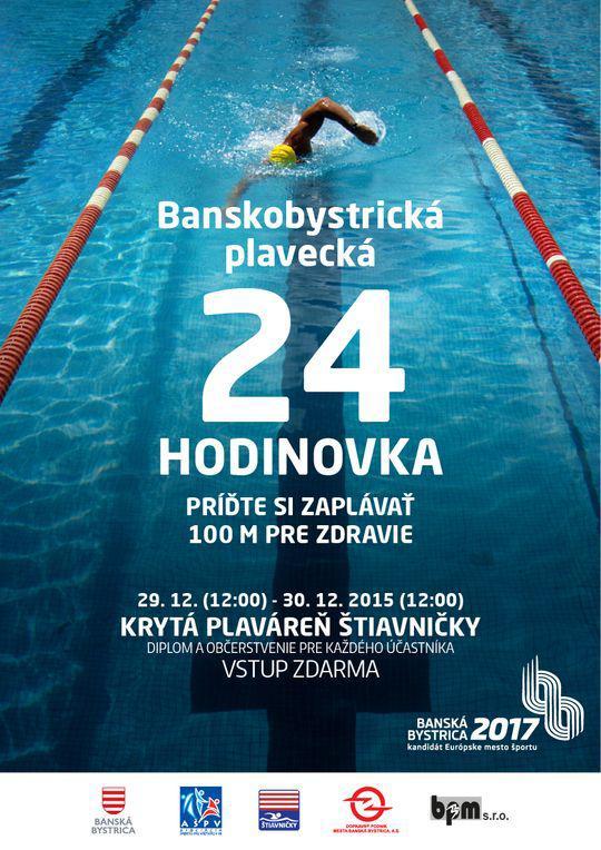 Banskobystrická plavecká 24-hodinovka