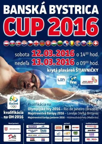 Banská Bystrica CUP 2016